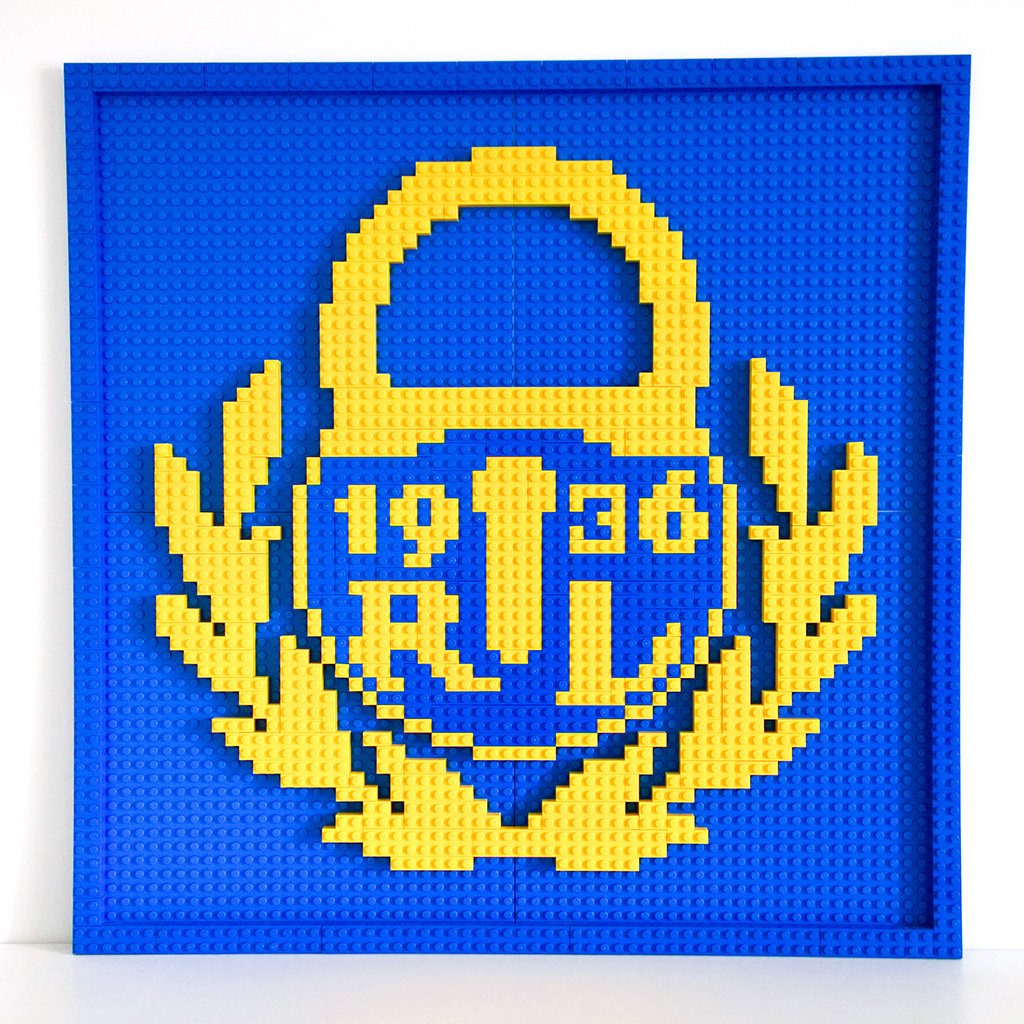 Rauman Lukko LEGO logo