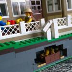 Augustin paviljonki LEGO treasure