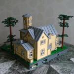 Augustin paviljonki LEGO