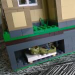Augustin paviljonki LEGO cyclop