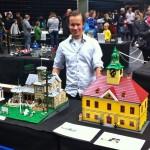 Juho Ruohola LEGO Pii Poo rakennustapahtuma 2015