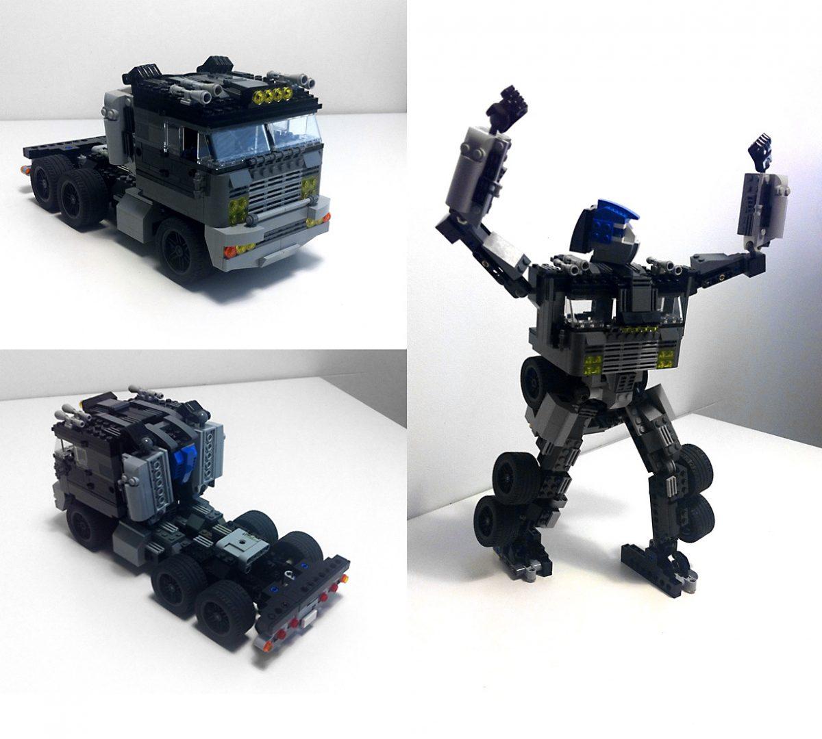 Brickmus Prime LEGO