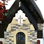Pyhän ristin kirkko lego