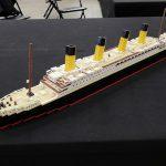 Lego Titanic MOC - PiiPoo Lego-tapahtuma 2018